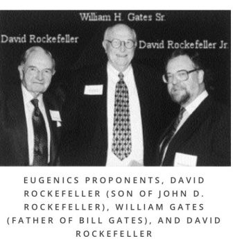 Bill Gates and the Mark of the Geek | Winter Watch
